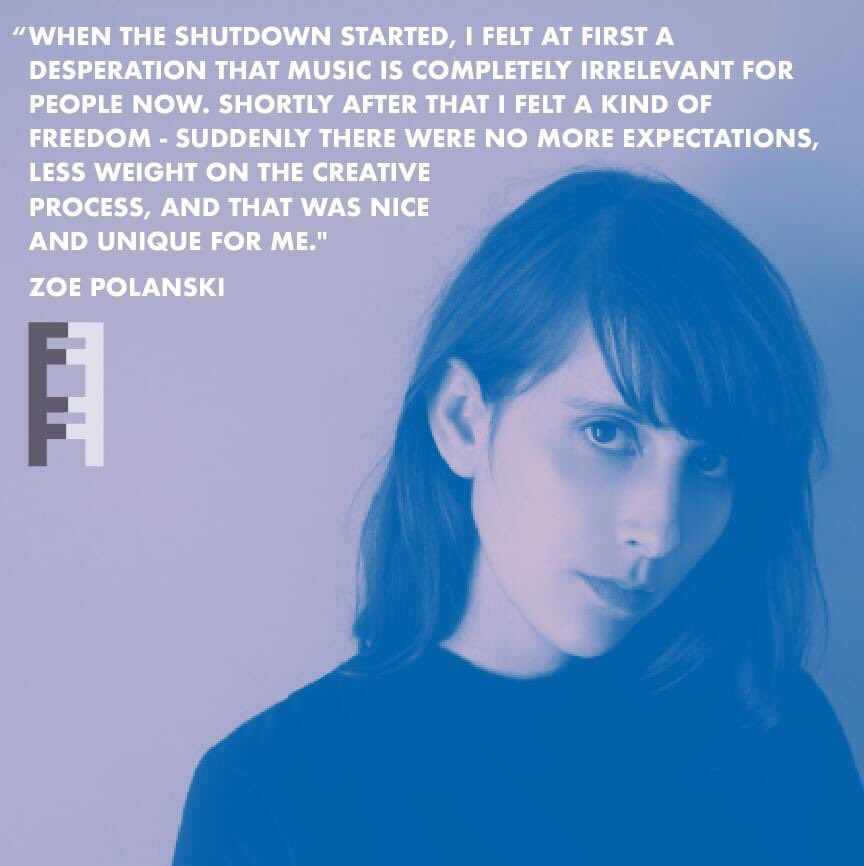 We talked to Zoe Polanski about her album, Violent Flowers - out now on Youngbloods. Read it at https://offshelf.net/2020/07/27/zoe-polanski/… #indiemusic #dreampop #ambientpop #loopguitar #newmusic #israelmusic #filmscore pic.twitter.com/wCYtvwYJrq