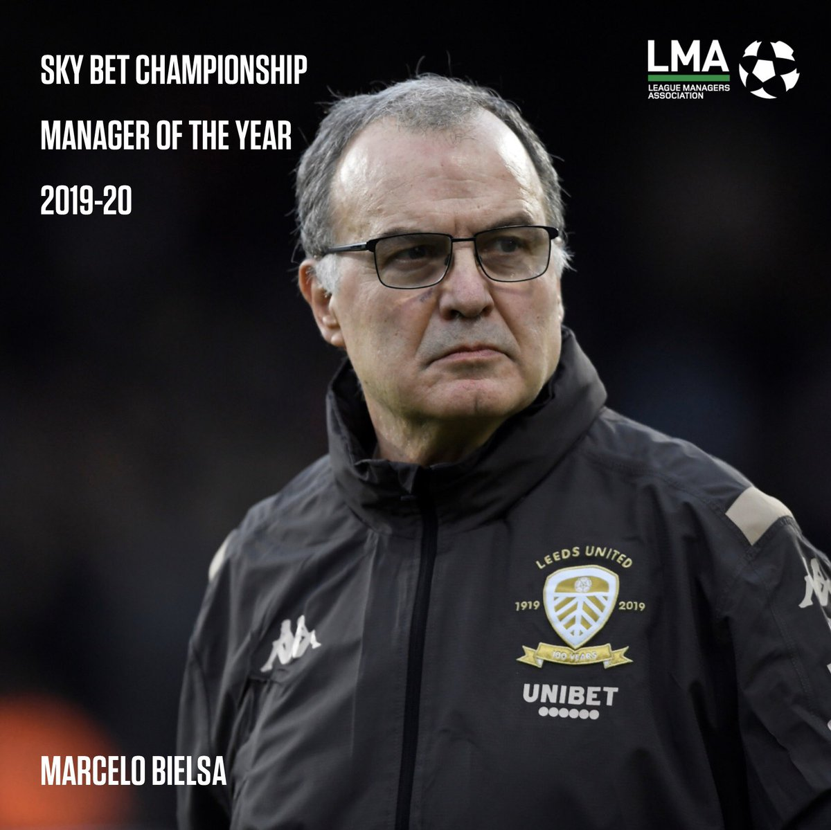bet on manager of the year