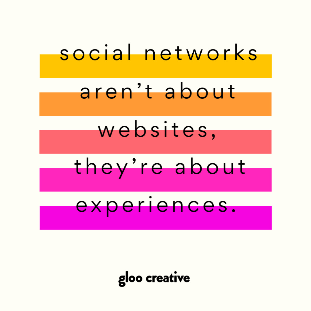 Let's build experiences, not just posters! #gloocreative #quoteoftheday #advertisinglife #marketing101 #smm #advertisingagency #marketingmotivation #createandcultivate #creativespic.twitter.com/0LcZ5YM0AH