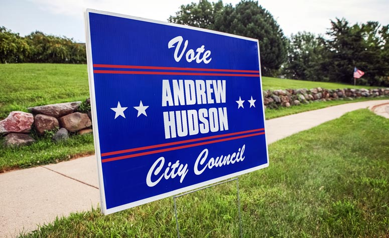 Increase your exposure and win the election with fully customizable yard signs, banners and more! https://bit.ly/2zXKHUv #yardsigns #customsigns #Corrugatedplasticsigns #customdesigns #politicalcampaigns #customyardsigns #campaigncatalystpic.twitter.com/b8YQ1jBAo9