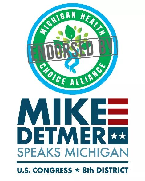 THANK YOU FOR THE ENDORSEMENT! Thank you to the Michigan Health Choice Alliance PAC!!! secure.anedot.com/detmer-for-con…