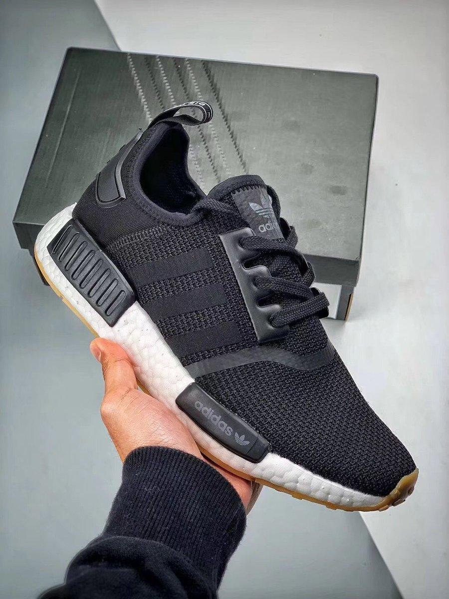 Sneaker Drop On Twitter Adidas Nmd R1 Black Gum Is Available