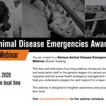 Image for the Tweet beginning: #Livestock producers: Join @AHEMproject for