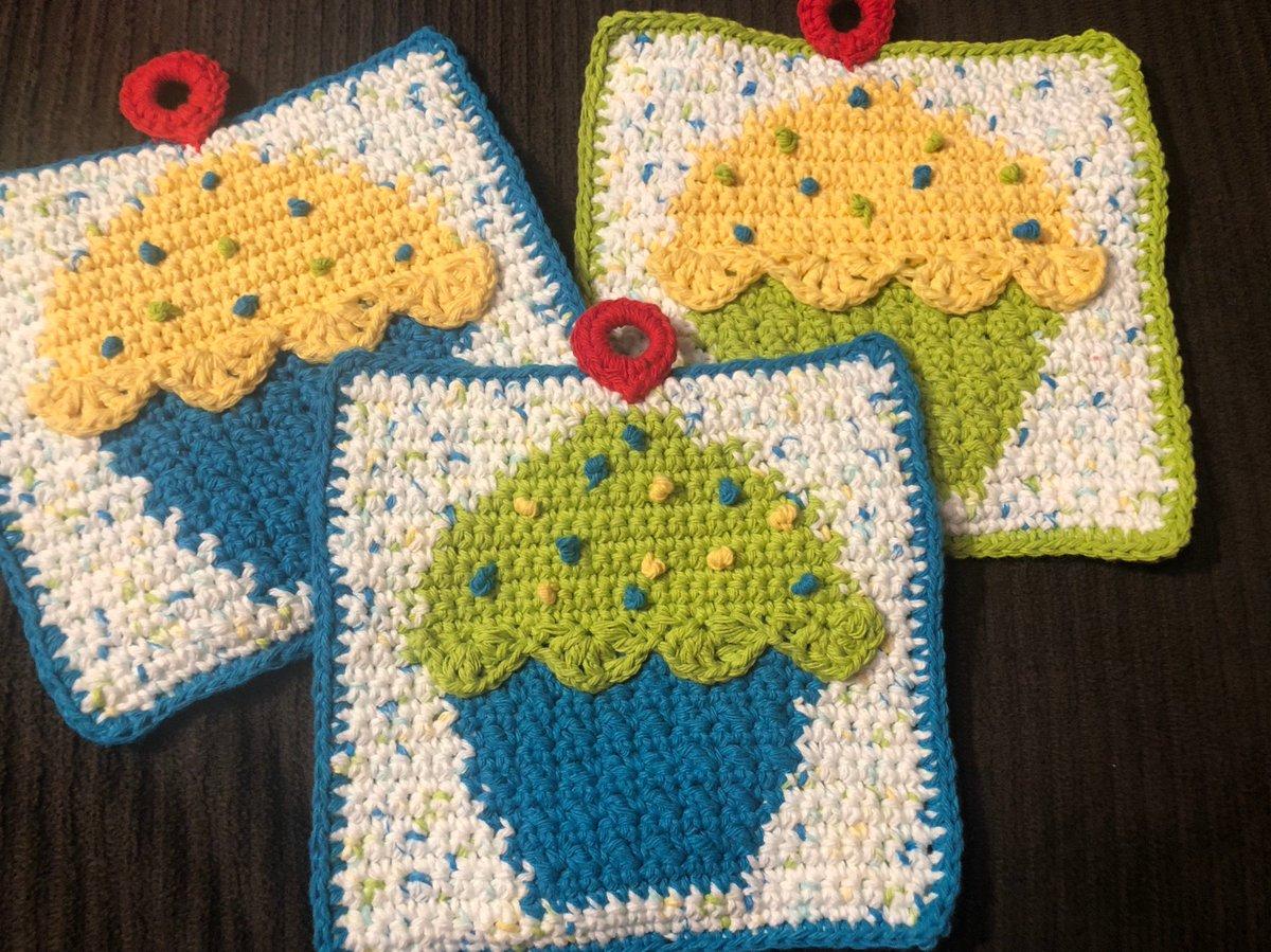 Crochetpotholder Hashtag On Twitter