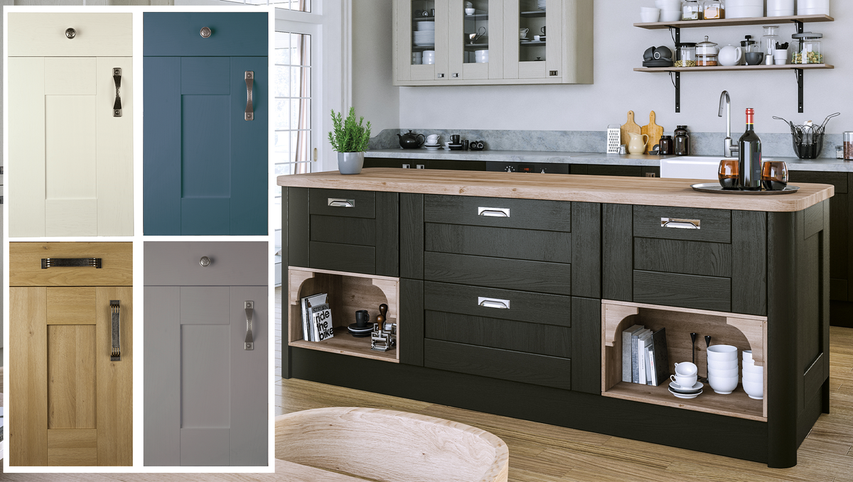 If you just want to update your #kitchendoors, we offer a wide range of quality made-to-measure replacement doors. We have a variety of different styles to suit your tastes, whether you're looking for a traditional or contemporary design.  Find out more: https://t.co/MwB73Kczu3 https://t.co/4ug9LGFqjA