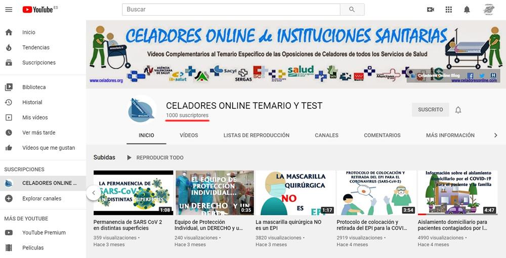 ¡¡¡GRACIAS por los 1.000 SUSCRIPTORES al Canal YouTube CELADORES ONLINE TEMARIO Y TEST!!!  Seguimos... Ed8QKoWXYAI4_Rj?format=jpg&name=medium
