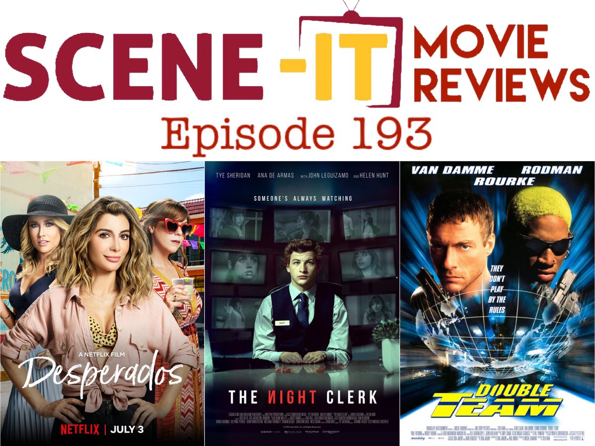 Scene It Cast On Twitter Restless Boom From Therestlesssons Joins Us This Week To Discuss Desperados Thenightclerk Doubleteam And More Podcashq Podernfamily Moviereview Moviepodcast Movie Review Podcast Https T Co Tq0hkntpwf Https