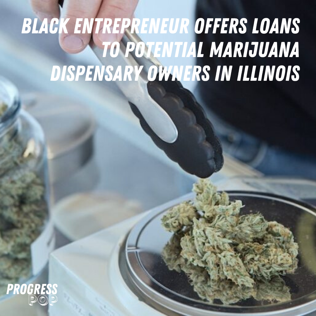 Illinois recently became the first state to legalize adult-use cannabis through its legislature. Full story here: