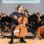 Image for the Tweet beginning: Arts Across America launches today!