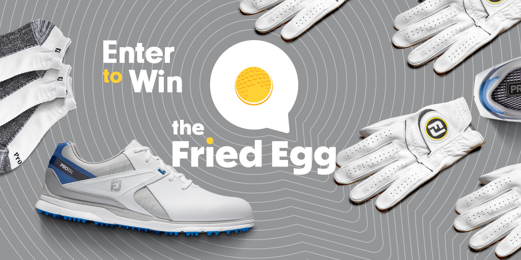 Were excited to team up with @the_fried_egg to provide you with the opportunity to win an incredible prize pack featuring: 1️⃣ pair of FJ shoes 6️⃣ StaSof gloves 6️⃣ pairs of ProDry socks 🍳: bit.ly/TFESGSSweepsTW Five lucky winners will be selected later this week!