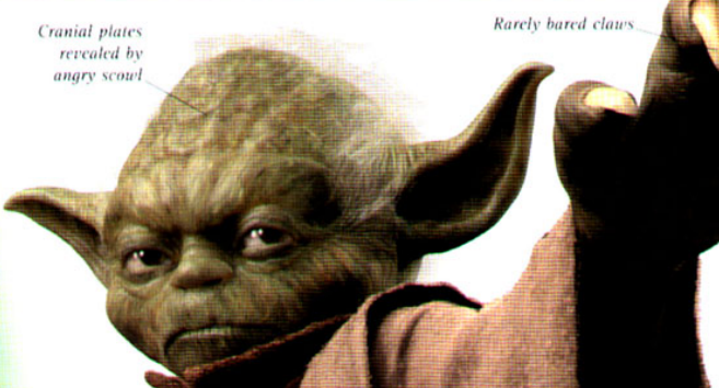 George Sheard On Twitter The Revenge Of The Sith Visual Dictionary Really Is A Goldmine For Strange Captions That Double As Fantastic Reaction Pics Isn T It Https T Co 5sy9syvvoq