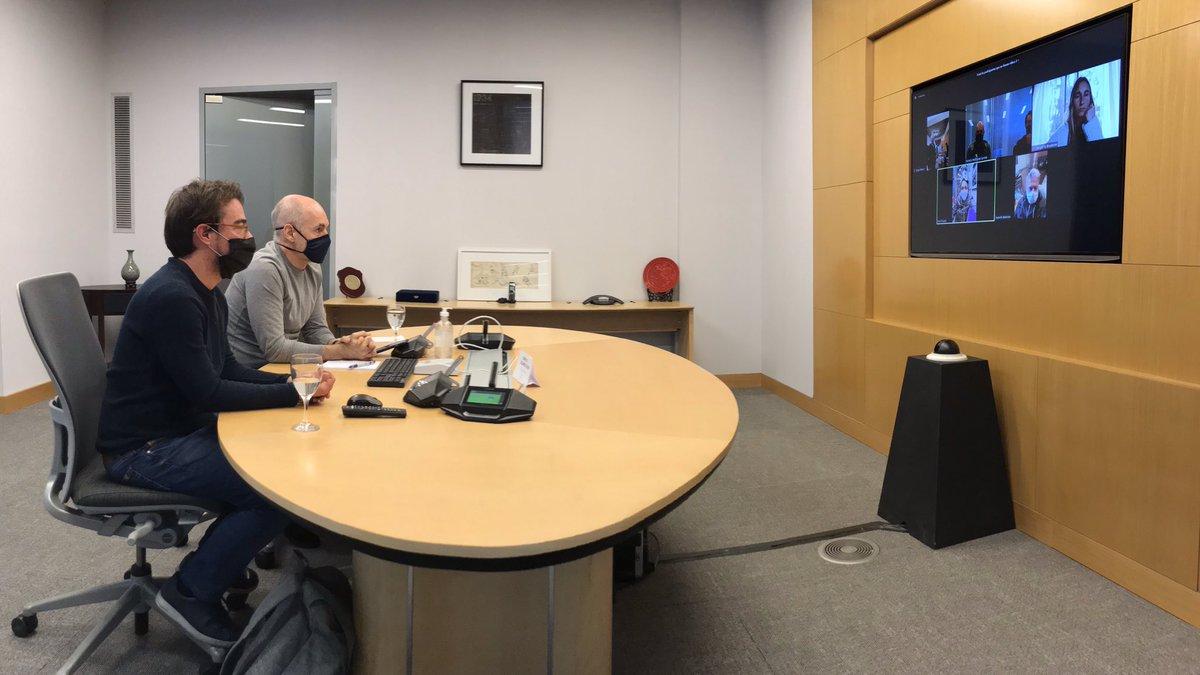 🦜🦜 @pericosreggae siempre contagian buena onda. Hoy, con @eavogadro, hablamos sobre el desafío de hacer un recital por streaming y cómo se adaptan a este nuevo protocolo para llegar al público ⚡️ Nos alegra que vuelvan a tocar y podamos disfrutar sus temas. https://t.co/njsBqejC46