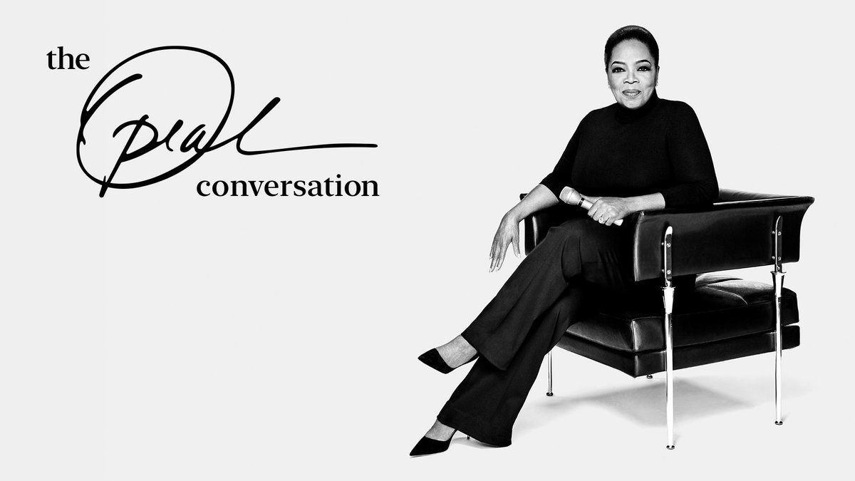It's time to bring humanity back to the conversation. Tune in to my new show #TheOprahConversation, where I'll be joined by fascinating guests to have conversations that unite us—not divide us. Watch 7/30 on @AppleTV. https://t.co/CJu7QLUIJW