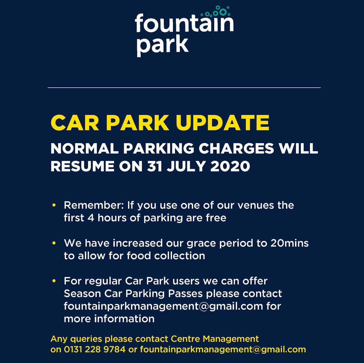 Fountainpark Edinburgh Fountainparke Twitter
