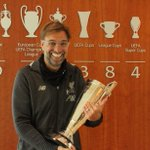 Image for the Tweet beginning: Congratulations Jurgen it's richly deserved!