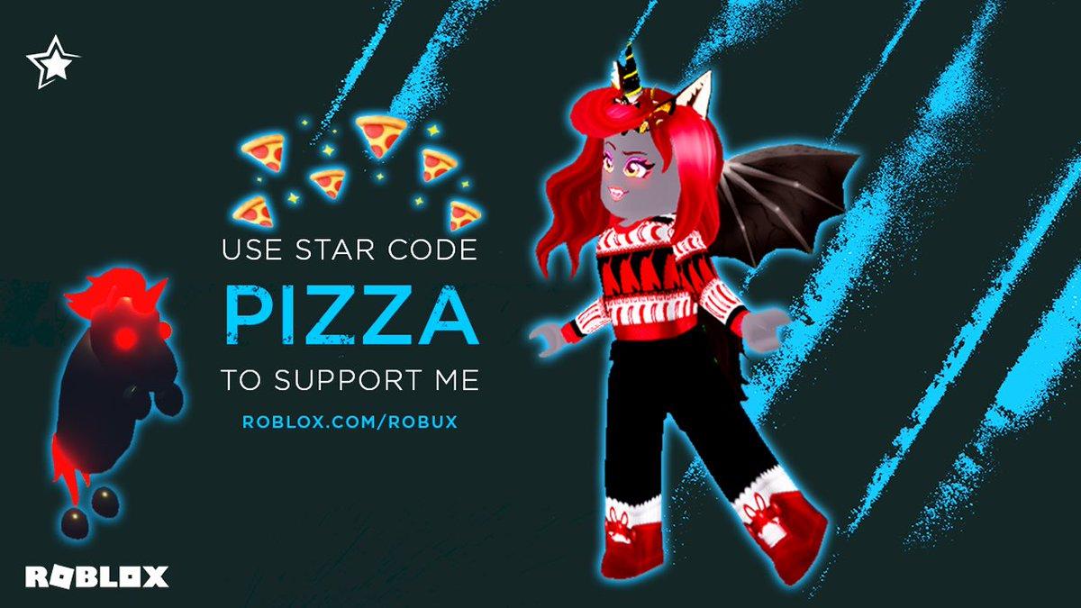 Iamsanna Roblox Avatar In Adopt Me 2020 Star Code Pizza Moodyxunicorn Twitter