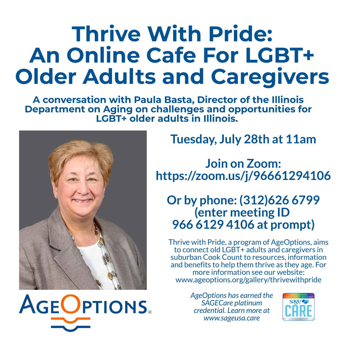 Illinois Department On Aging Director