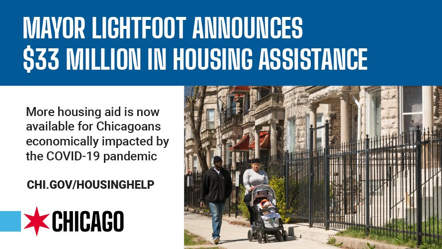 We just announced $33 million of rent and mortgage relief. More info at https://t.co/sULRircZk0. https://t.co/YU2R8h9v3z