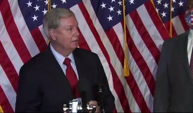 Sen. Lindsey Graham: 'Last time we didn't do much about China -- this time we are.'