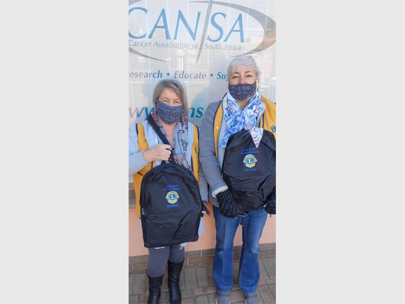 test Twitter Media - Wilro Park Lions Club help alleviate the discomfort in young cancer patients by donating comfort kits to the Cancer Association of South Africa (CANSA). The kits contain everything a child will need when going to hospital for treatment. #WeServe https://t.co/H952dzsqTF https://t.co/0sURr5MBPr