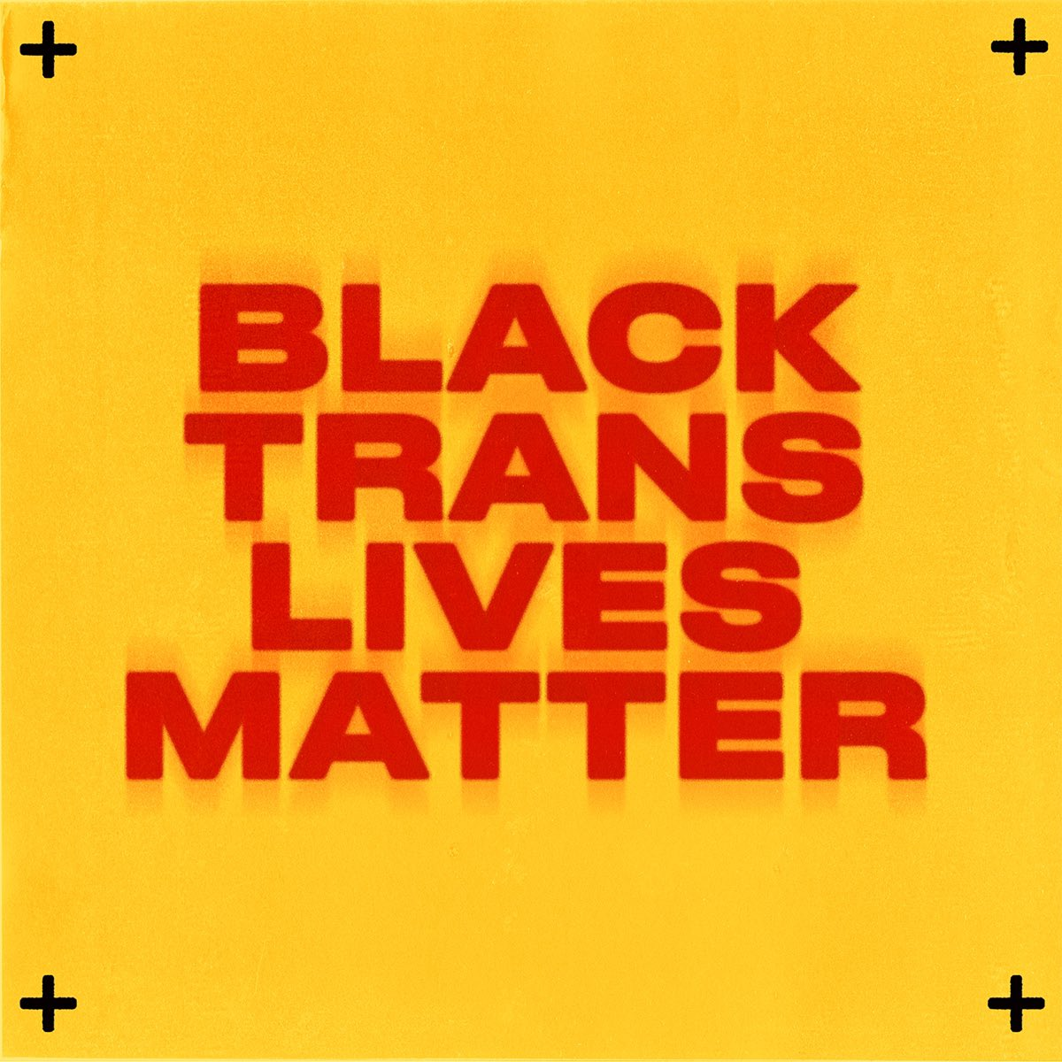 Black Trans Lives Matter. We stand with the Black transgender community in their fight for equality, recognition, and justice.