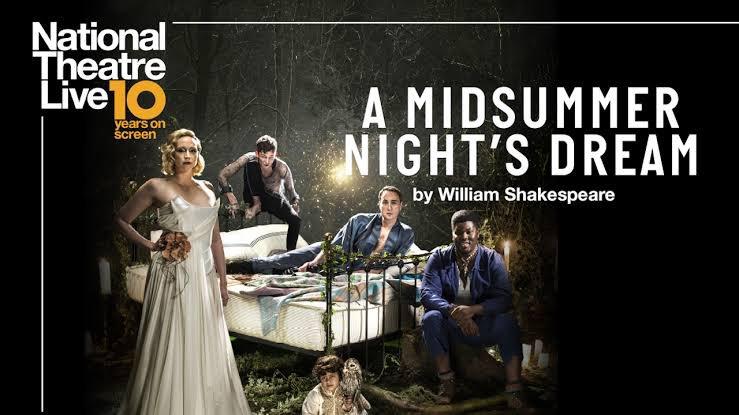 NTL『夏の夜の夢』@映画館シェイクスピア喜劇を、大胆な現代的演出アレンジによって、これでもかというくらい笑わせてくれる、世界一級品の美しい長編コント。脚本 演技 音楽 美術どれもが圧倒的クオリティ…ポジティブ方向のコンテンツで、今年一驚き無心で楽しめた。会う人みんなに推してる。