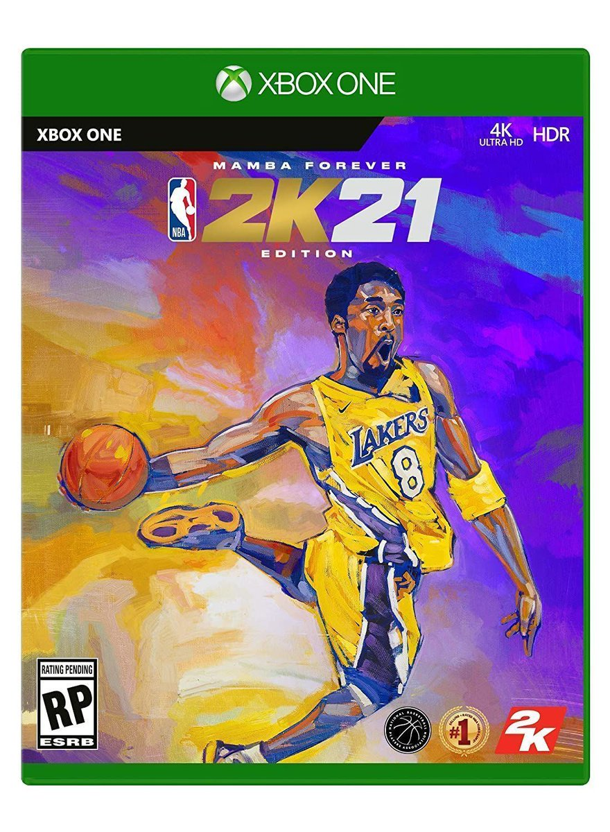 NBA 2K21 Mamba Forever Edition   Xbox One https://t.co/ULP2nGDzMG    PS4 https://t.co/uXpxkEATR0    YOUR CARD IS NOT CHARGED UNTIL THE ITEM SHIPS.  #steals #deals #stealsanddeals #promotion https://t.co/8DZs7s7yom