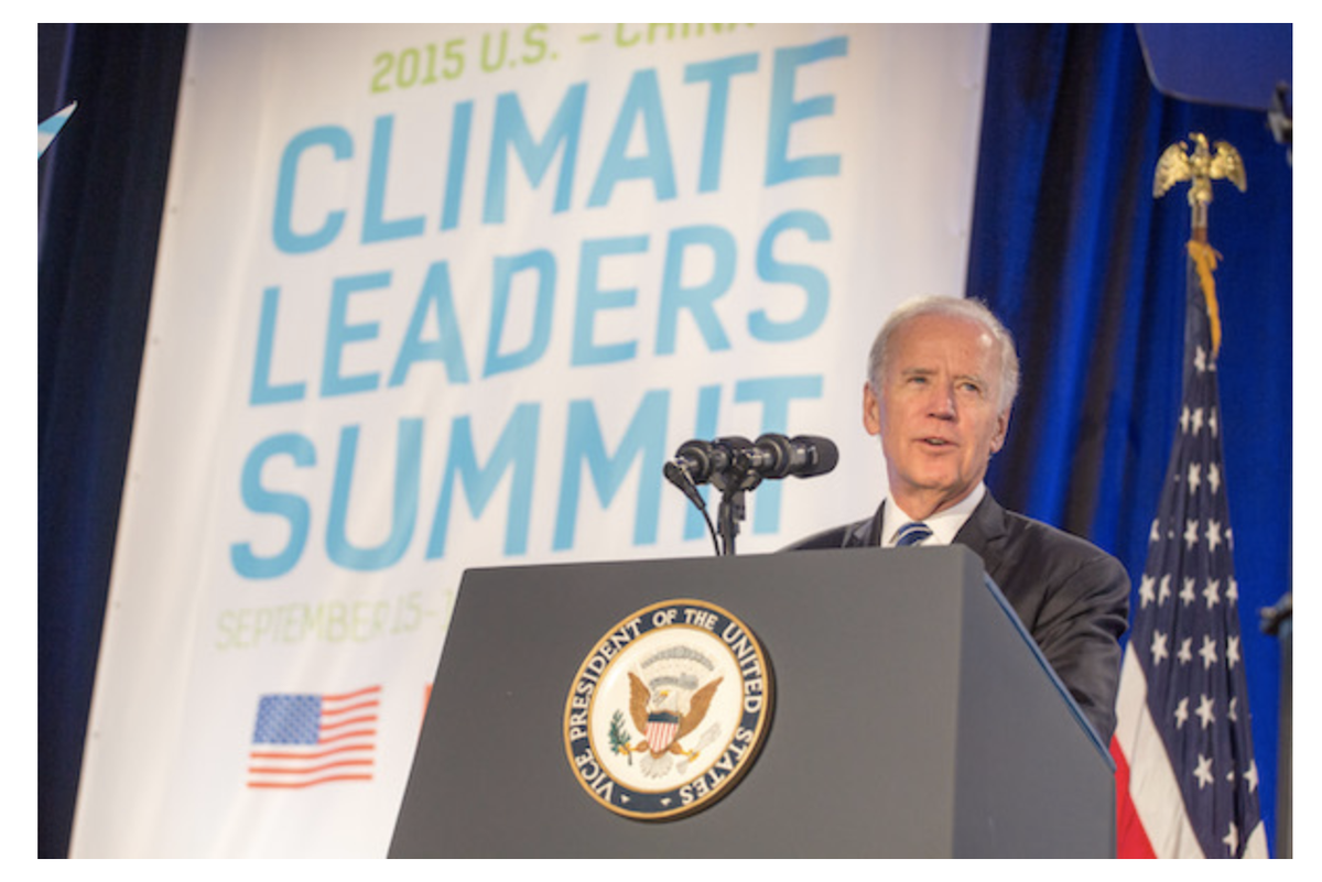 THREAD: Biden's new climate plan has a number of good ideas for international engagement on  #ClimateAction   - a brief summary (1/N):