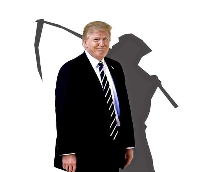 Trump wants to open schools , but first, he'll wrest control of reporting data from the CDC so he can cover-up the carnage. #TrumpGenocide <br>http://pic.twitter.com/Mt4uusscLk