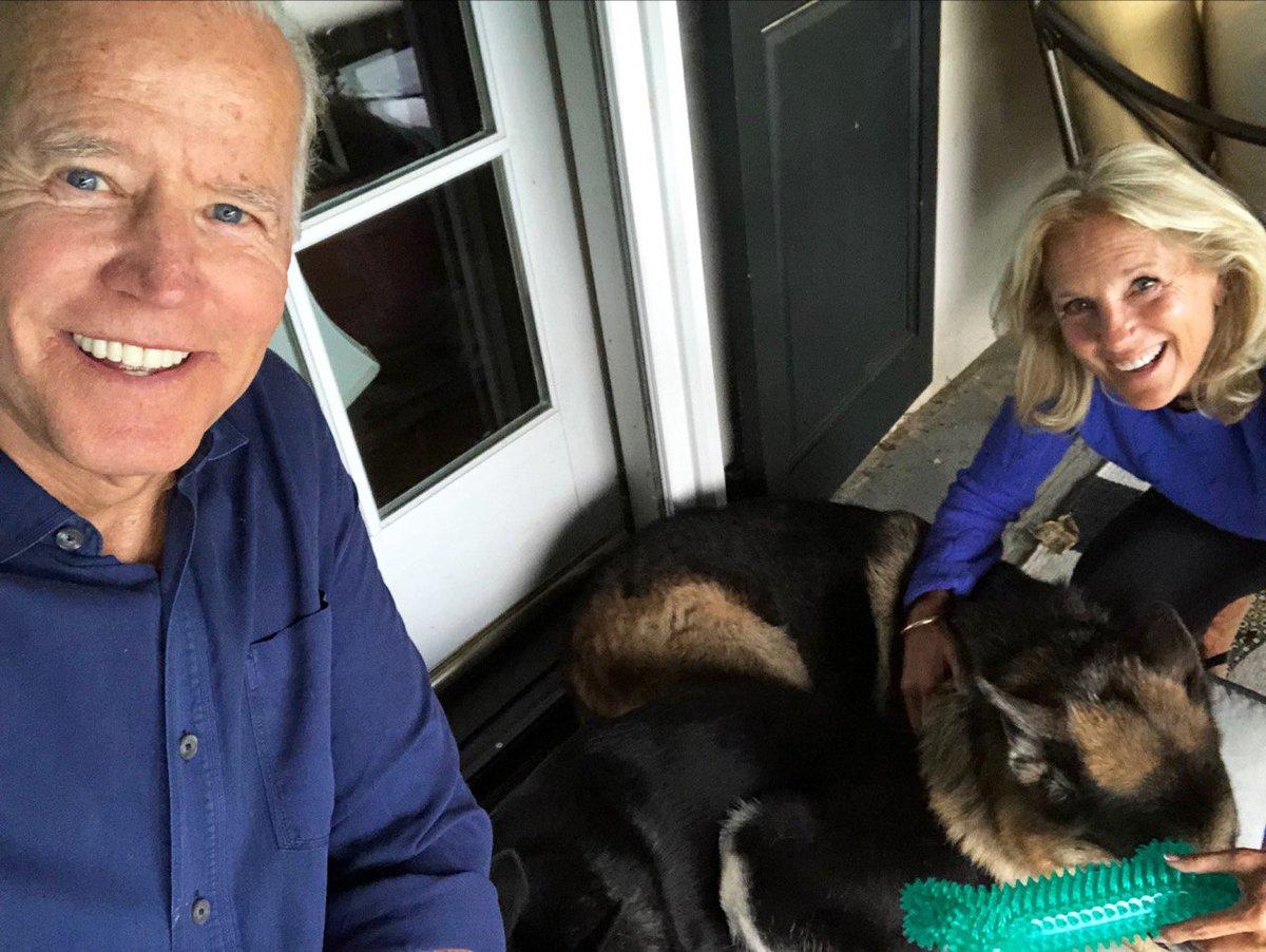 Henry(Joe Biden will heal America) Djoutsa
