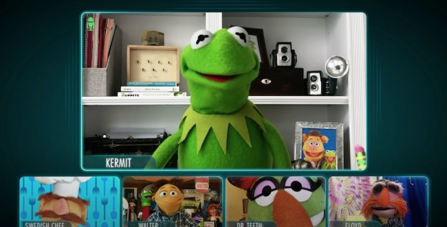 People are having some trouble with the new voice of Kermit in the 'Muppets Now' trailer https://t.co/sDr3zs9hqz https://t.co/PMB6RwdppA