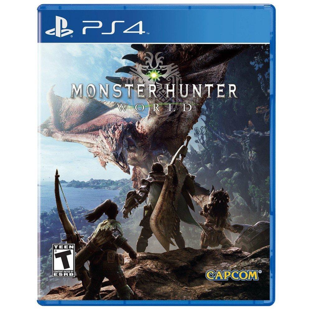 Monster Hunter: World (PS4) is $15.09 on Amazon  http:// amzn.to/2QoqJWE    <br>http://pic.twitter.com/xdIU5KHUxo