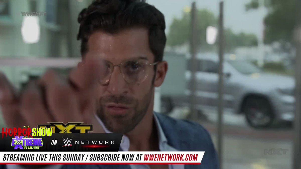 .@RobertStoneWWE wants to make it up to @KillianDain? Making a match between The #BeastOfBelfast and @DexterLumis would be a good start. #WWENXT @WWE_Aliyah https://t.co/ED5Y0wxAIK