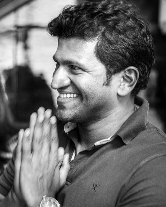Good morning 😊  #powerstar #PuneethRajkumar #prk #appu #puneeth #yuvarathnaa #james #thursdaymorning #thursdayvibes  #boss @PuneethRajkumar @puneeth_fanpage