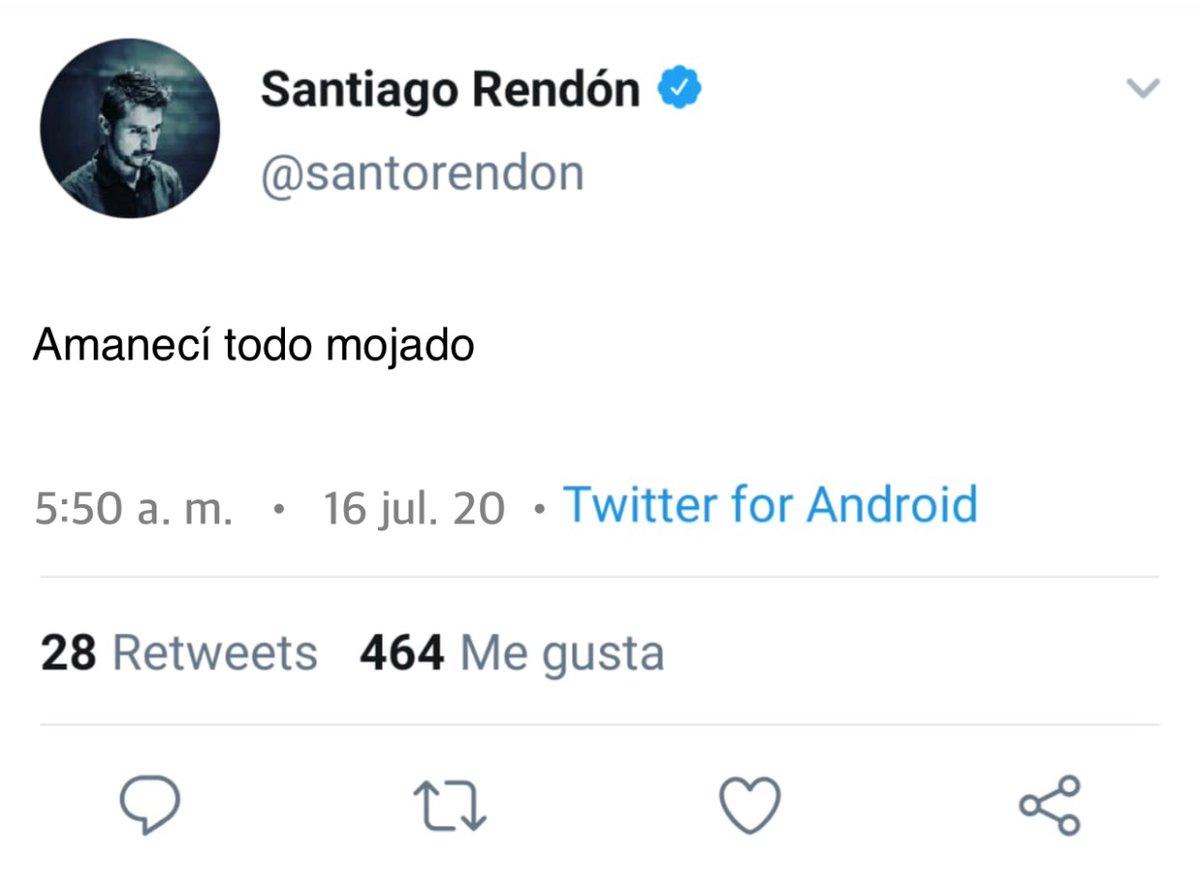 Les damos la bienvenida a #ElGallo con una triste noticia, al parecer hackearon a @santorendon 😭😭  O pues eso parece 🤔   Mejor dejemos que lo explique él mismo 😳 https://t.co/nepnIWOIGf