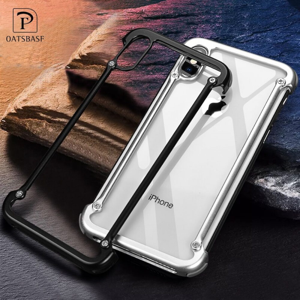 #Decals #Mobile OATSBASF Airbag Metal Bumper Cover with Gift Glass Film For iPhone X pic.twitter.com/v3siIvcL8x