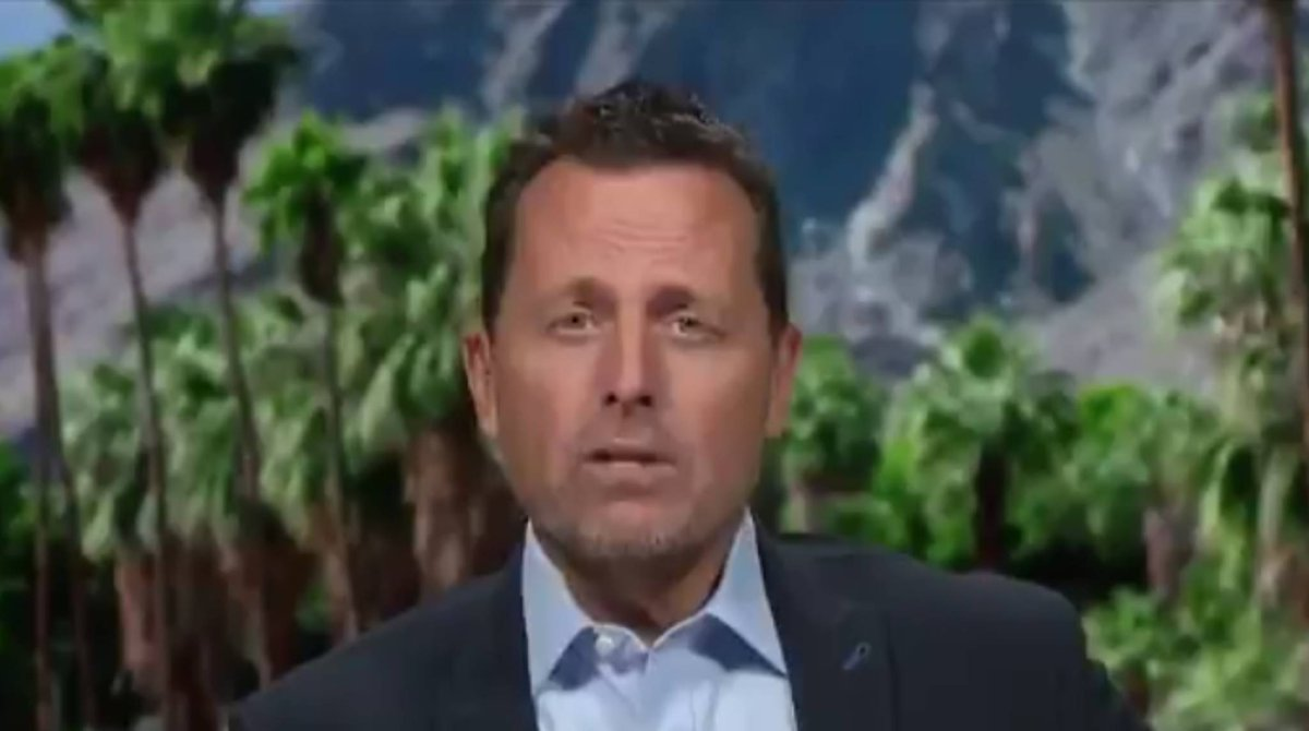 EXCLUSIVE @RichardGrenell tells Newsmax TV - Agents within the intelligence community raised early warnings that the 'conspiracy' between Russian government officials and the 2016 Trump campaign were FALLACIOUS but were ignored or dismissed https//ow.ly/8Suk30qYI4k https://t.co/JEOhHbLGjy