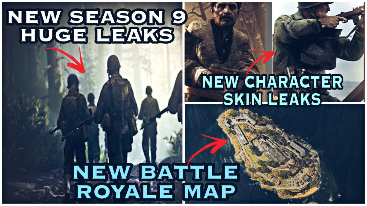 Call Of Duty Mobile A Twitter New Video Https T Co Rahwua8ghj New Season 9 Leaks New Br Map And More New Season 9 Leaks New Battle Royale Map