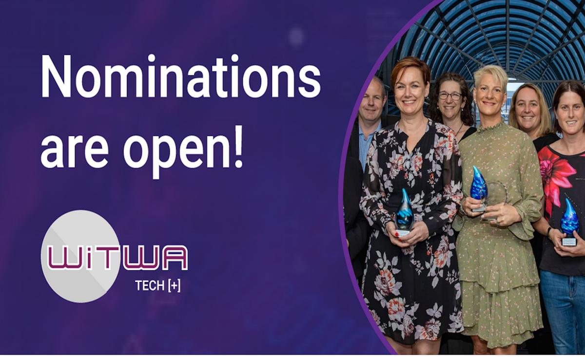 2020 WiTWA Tech (+) Awards now open  https://t.co/Ivk9JyN8vV #awards #women #witwa https://t.co/Li7L6UHBrm