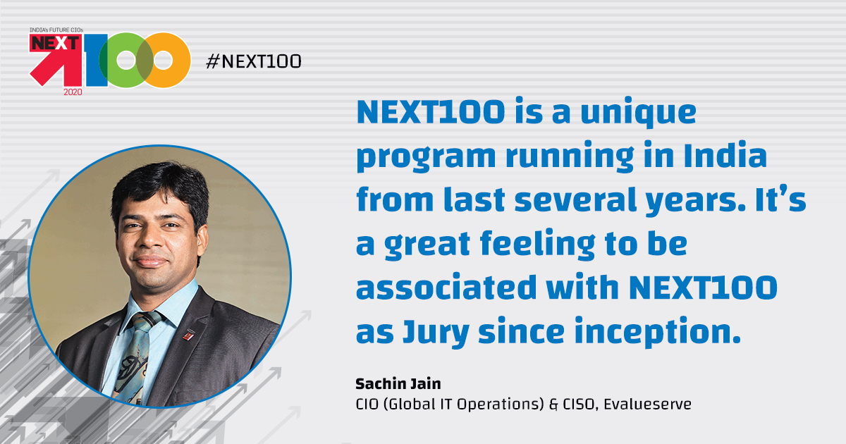 The IT leaders are looking for future leaders to carry on their legacy. Come forward and show your talent. Read and know what the IT leaders are looking for...  Apply Here https://t.co/zUaHI64nTF #NEXT100#awards #CIO #futureleaders https://t.co/QgIjnwHoVl