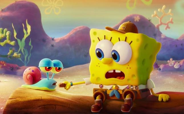 Netflix bakal tayangkan film SpongeBob: Sponge on the Run https://t.co/Nekxf0qJmi https://t.co/dK3blTRjiN