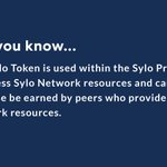 Image for the Tweet beginning: Here's a #TIP - #SYLO