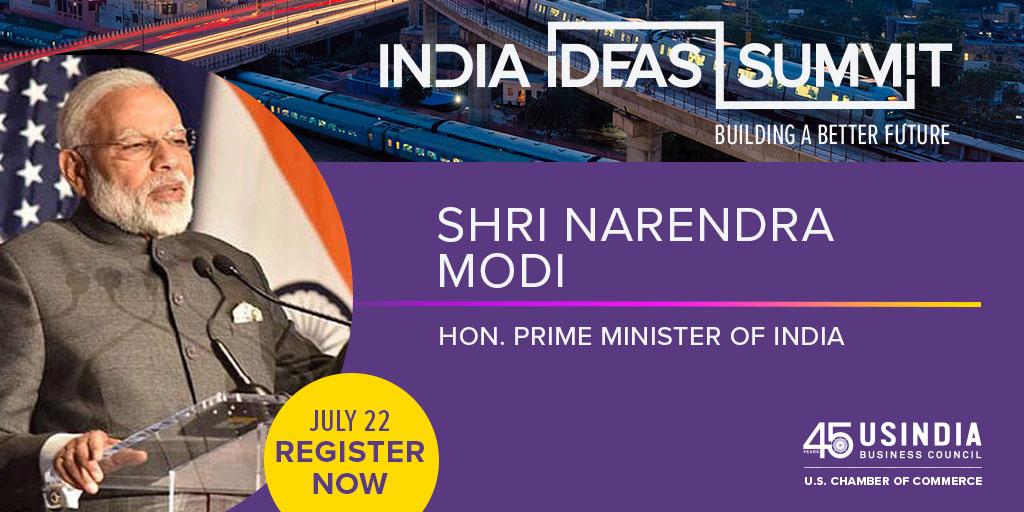 PM Modi, U.S. Secretary of State Pompeo to address India Ideas ...