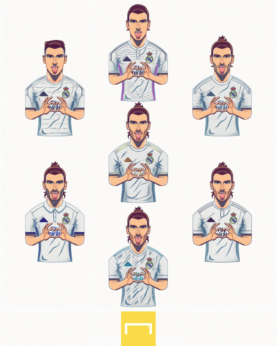 Happy Birthday Gareth Bale! 🎂 https://t.co/1tyLkqKoZ4
