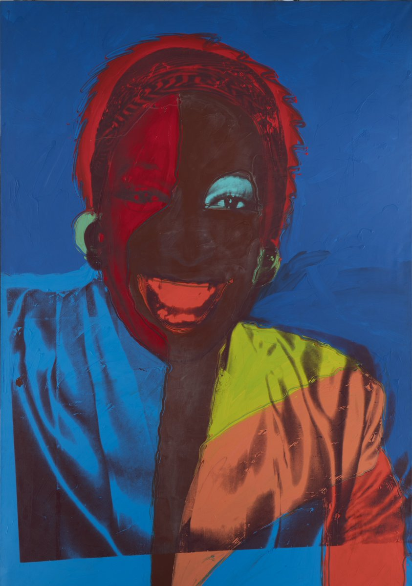 Tate On Twitter The Andywarhol Exhibition At Tate Modern Has Been Extended Until 15 Nov 2020 Book Tickets Here Https T Co Gk4uhtdoza In Partnership With Bofa Business Andy Warhol Ladies Gentlemen Wilhelmina Ross 1975