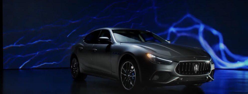 @Maserati_HQ Global Digital Launch of their Ghibli Hybrid: @MaseratiGB #Maserati<br>http://pic.twitter.com/XaUgtFjvRS