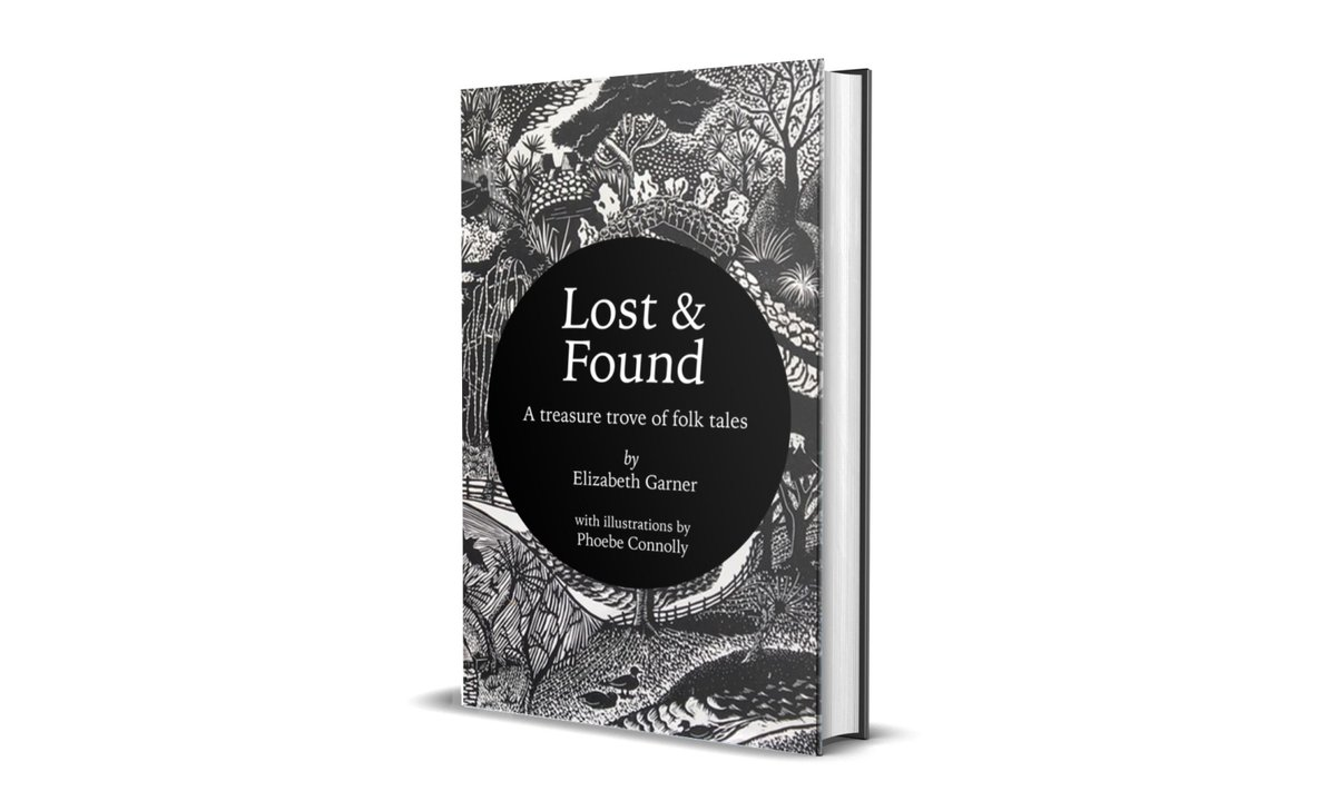 A treasure trove of folk tales, beautifully illustrated with bespoke woodcuts, #LostAndFound will become a household favourite in no time.  Help us make it happen, and take 10% off with code ALMOSTJULY10.  Pledge here: https://t.co/wZOQPLYcZH https://t.co/esMbXhHI8k