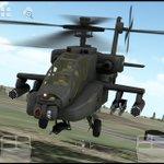 "Image for the Tweet beginning: Price drop: ""Apache 3D Sim"""