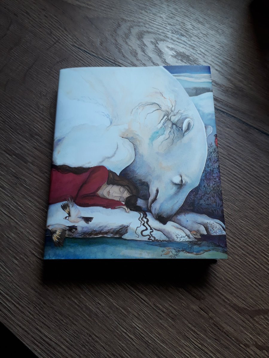 OMG! Magical book alert!   How gorgeous is this?  @JackieMorrisArt @unbounders #amreading #art https://t.co/CRafECN3A0