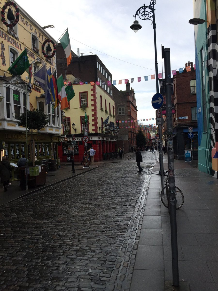 Dublin on a dull day. It is still spectacular in the historical city centre. #Dublin #Ireland #travel  #irishpub #historical #fly #vacation https://t.co/3zrDOcSoBe